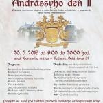 Andrassyho den 2 plagat WEB