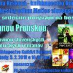Pronská web